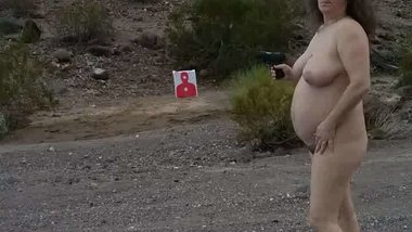 pregnant by black man firearm 2