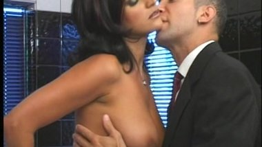 Hot milf and her younger lover 522
