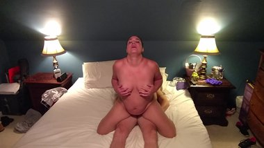 Horny Milf just wants to ride a fucking dick...