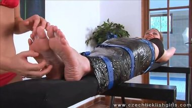 vanda tickle torture on the table