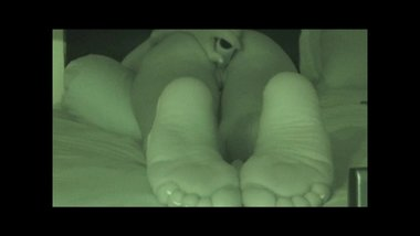 NIGHT VISION REAL MASTURBATION FOOT LOVERS VIEW
