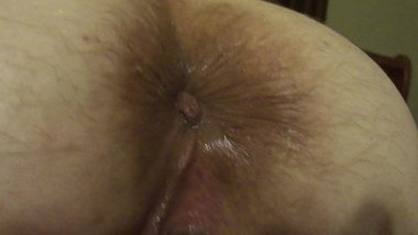 A close up of my delicious honey hole getting pleasured by Daddy