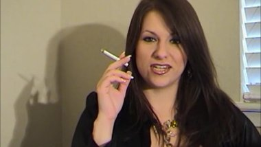 Christine Divine Smoking Interview