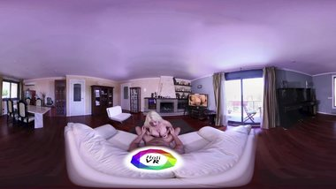 [HOLIVR 360 VR Porn] Fucking in the Dream, Dripping Wet Pussy. Hot BBW