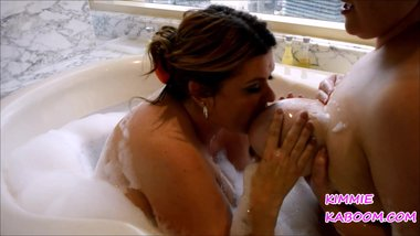 TWO GIRLS & A TUB TEASER